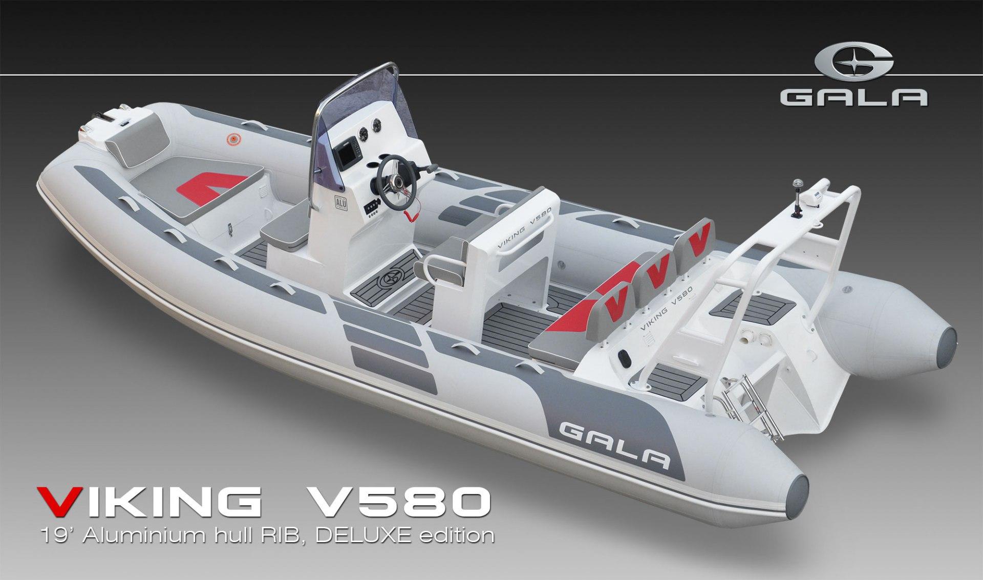 VIKING V580 DELUXE